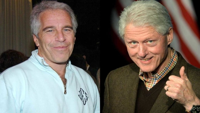 Court documents released on Thursday reveal that former US president Bill Clinton was at Jeffrey Esptein's private island where orgies took place