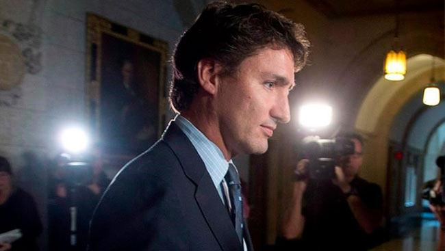 Justin Trudeau Sets Sights On Quebec, Where Liberals Hope To Improve Electoral Fortunes