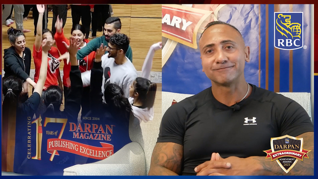 WATCH: Darpan Awards Legacy talk with Kids Play Foundation Founder & CEO Kal Dosanjh