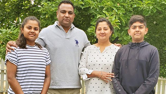 Meet the Kanwar Family