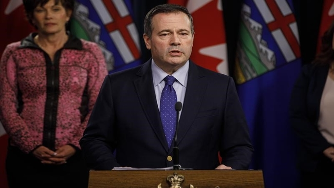 Kenney remains hopeful for cross-Canada oil pipeline