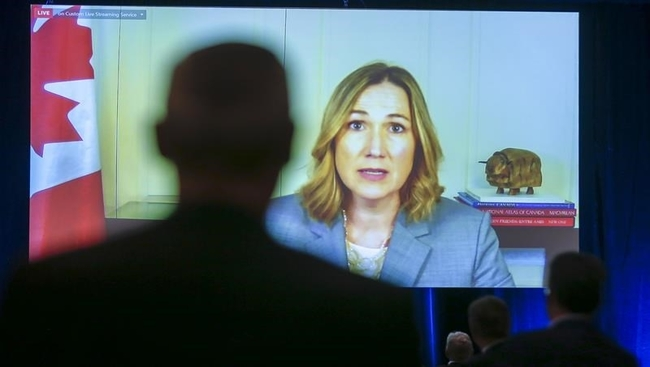 Keystone XL 'not the same' as 2015 project: envoy