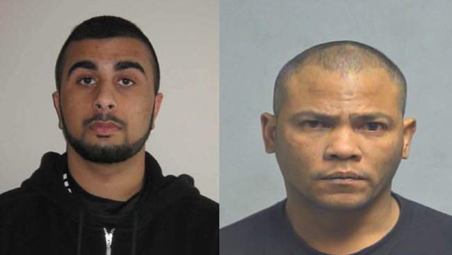 VPD looking for two men wanted Canada-wide in relation to Metro Vancouver gang conflict