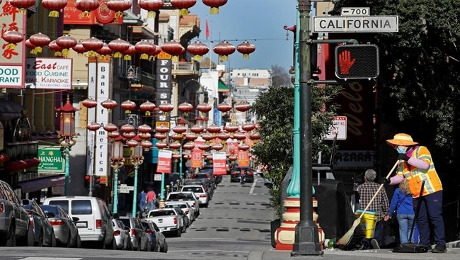 Attacks on older Asians stoke fear as Lunar New Year begins