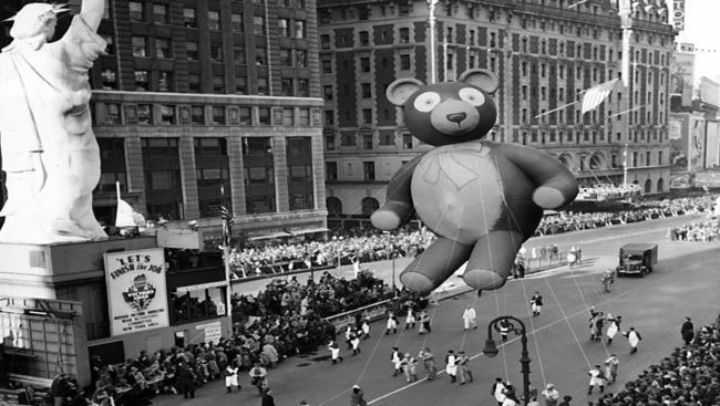 Macy's plans smaller but camera-ready Thanksgiving parade