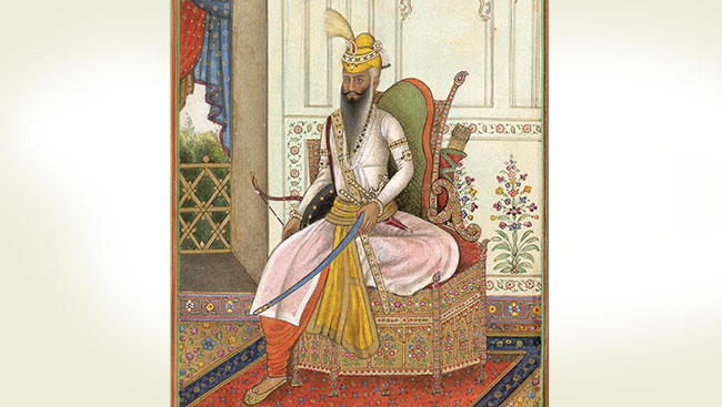 Maharaja Ranjit Singh: The Lion of Punjab