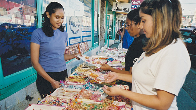 Punjabi Market: Where Culture meets Commerce