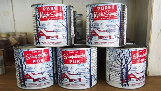 Maple syrup case to be heard by Supreme Court