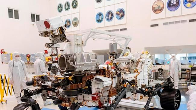 Alberta scientist part of Mars probe mission