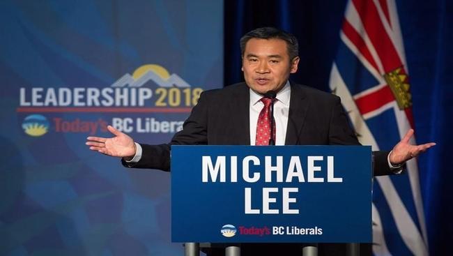 MLA joins B.C. Liberal leadership race