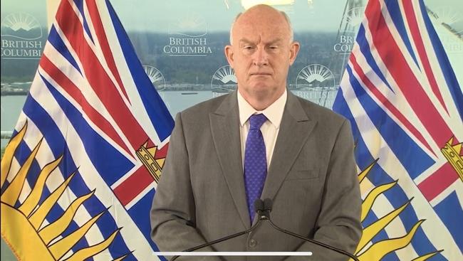 Illicit pot is risky: B.C. public safety minister