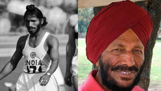 Legendary sprinter Milkha Singh passes away after his losing his battle to COVID19