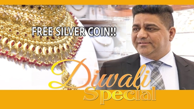 WATCH: DON'T MISS OUT ON MAHINDRA JEWELLERS SPECIAL DIWALI SALE