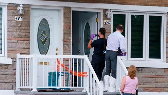 Mother charged in six-year-old's stabbing death