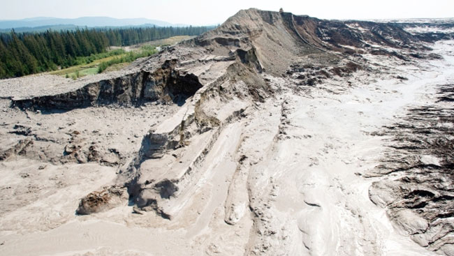 Union Says 120 Layoffs At B.C.'s Mount Polley Mine Leaves 'Skeleton Crew'
