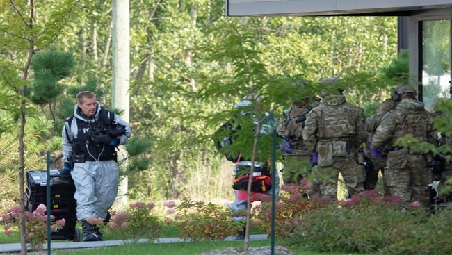 RCMP launch raid tied to White House ricin letter