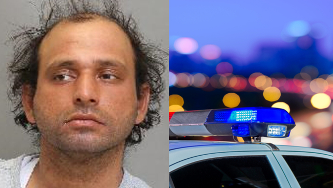 Toronto police charge 35 year old Munish Puri with sexual assault