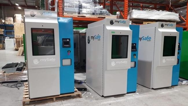 5.6M in funding for drug-dispensing machines