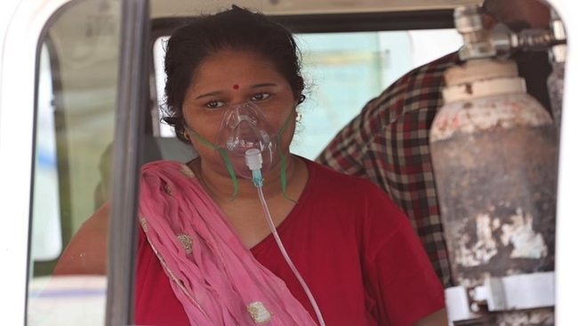 India in need of dire oxygen supply as the COVID19 pandemic wreaks havoc on the country