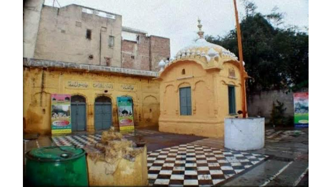 India protests over Pakistan alleged attempt to turn Gurdwara into Mosque