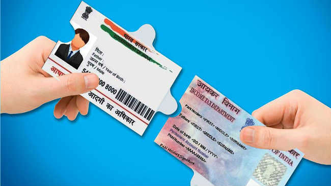 PAN, Aadhaar Interchangeable For Filing Of IT Returns: FM Nirmala Sitharaman