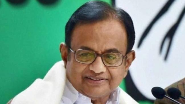 Govt not seeking information on snooping as it was aware: Chidambaram