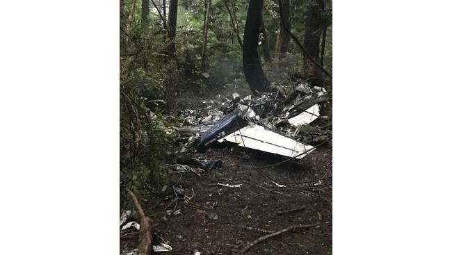 Pilot reported equipment failed before fatal crash