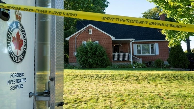5 dead in Oshawa, Ont., home were family:cops