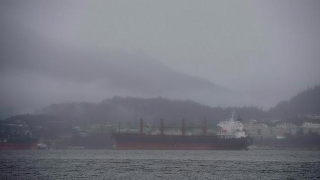 Port in Prince Rupert, B.C., sets cargo volumes