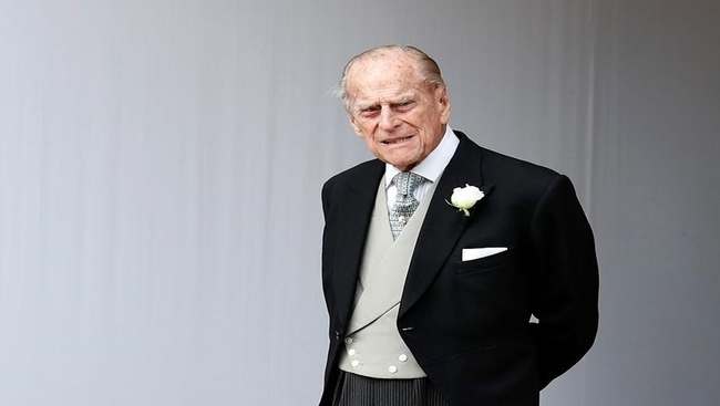 Canada mourns passing of Prince Philip