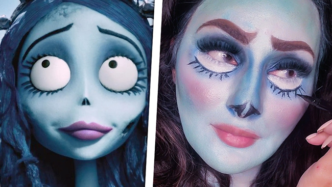 WATCH: Kiran Atwal of PristineAllureStudio create a great spooktacular DIY Halloween look
