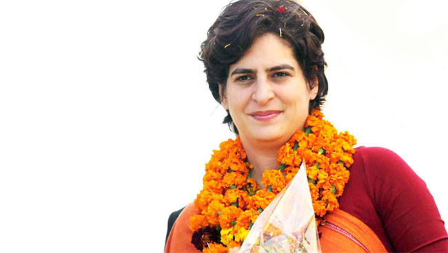 If Not Sonia, Congress Old Guard May Want Priyanka Gandhi To Lead