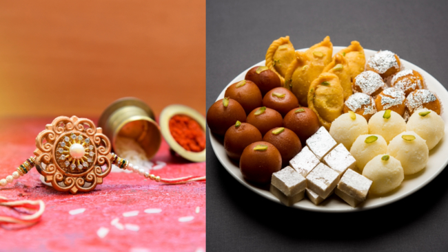 A Dash of Sweetness with a Special Rakhi Menu