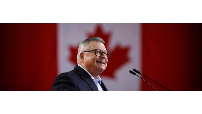 Goodale appointed Canada's new commissioner in UK