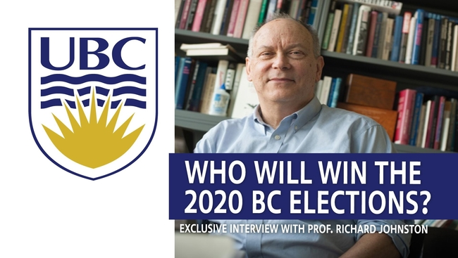 WATCH: Who will WIN the 2020 #BCElection ? Will BC NDP come back as a majority or BC Liberal Party gain ground ?