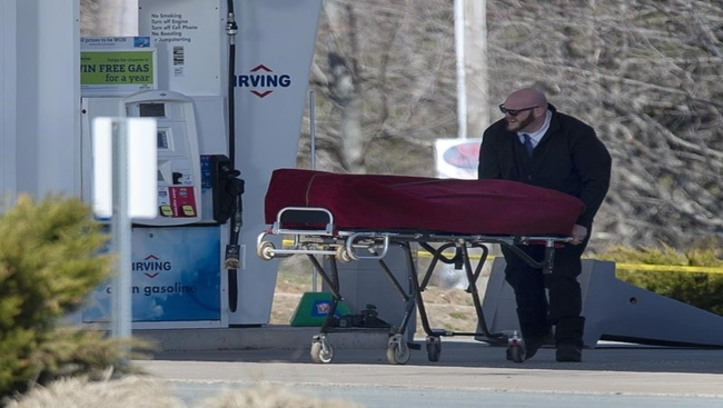 N.S. police received warnings in 2011 about man who would become mass killer