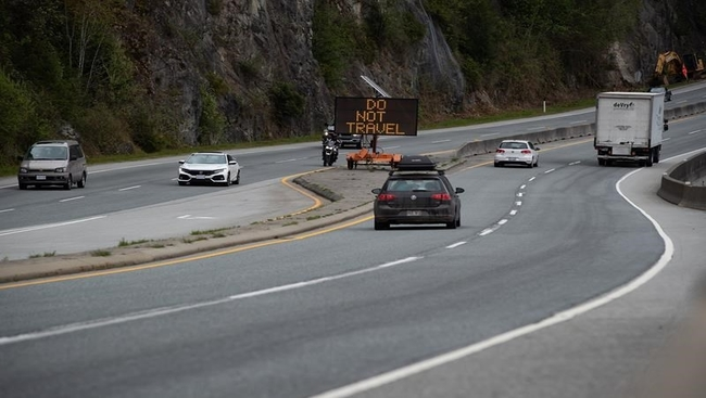 B.C. RCMP gear up to expand COVID-19 road checks