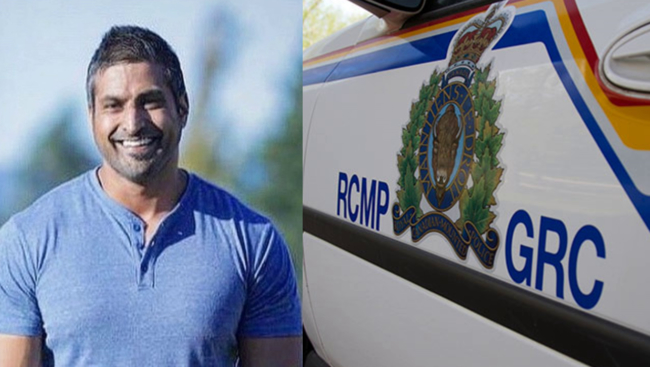 Surrey RCMP need the public's help in locating missing man Robinder Sidhu