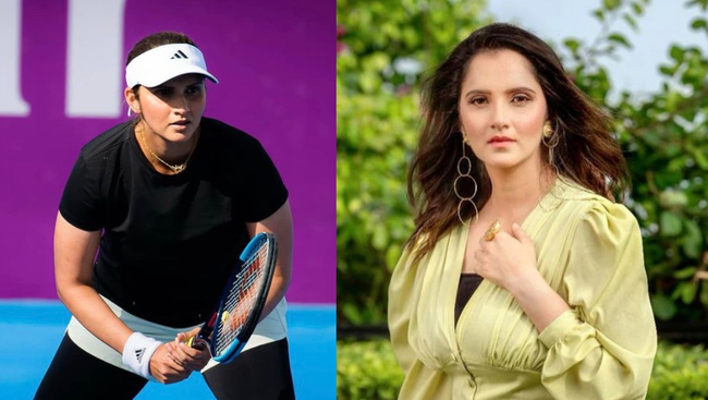 Sania Mirza shares life lessons she learnt from healthcare workers