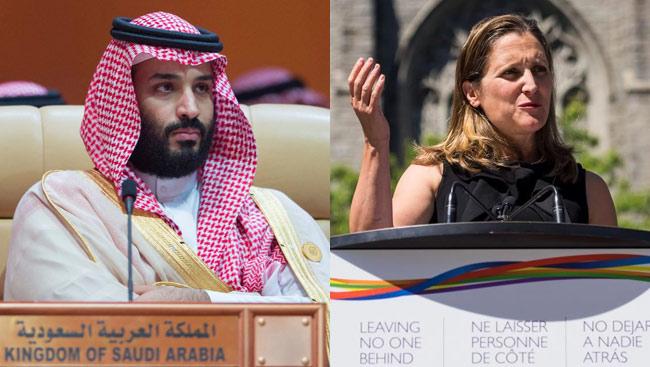 Canada Sanctions Saudis Linked To Khashoggi Killing