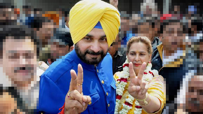 Navjot Sidhu Has 'Anti-Women' Mindset, Should Apologise: Himachal BJP