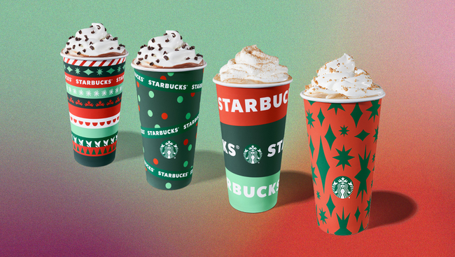 Starbucks brings back some much loved beverage and dessert flavors this holiday season