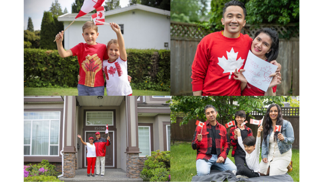 Surrey Celebrates First Ever Virtual Canada Day to Celebrate National and Civic Pride