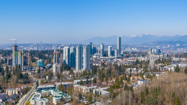 Surrey Ranks among the Top 10 of the Cities of the Future