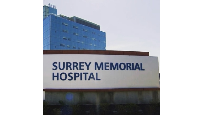 Fraser Health has declared a COVID-19 outbreak at Surrey Memorial Hospital