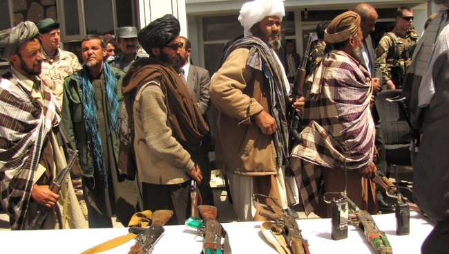 Afghan teenager shoots 2 Taliban militia with AK-47 rifle as revenge for parents killing