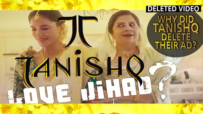 WATCH: Tanishq Deletes AD After Uproar | #BoycottTanishq Trends & TITAN Stocks Fall #tanishq #Ekatvam