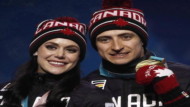 Virtue, Moir among 114 Order of Canada inductees