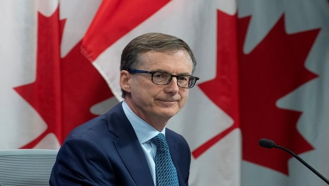 Bank of Canada keeps key rate on hold