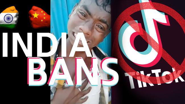 REVENGE? India BANS TIKTOK & 59 POPULAR Chinese APPS including Tik Tok